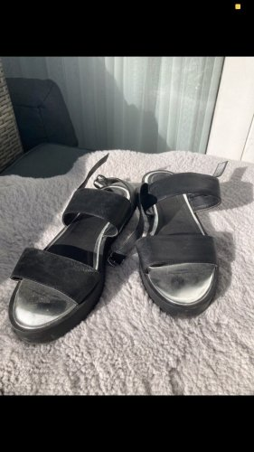 Aldi Comfortabele sandalen zwart