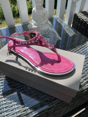 Cox Roman Sandals pink