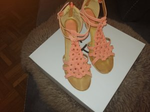 Wedge Sandals pink