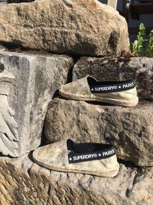 Superdry Espadrille sandalen veelkleurig Polyurethaan