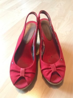 Sommerschuh rot Tommy