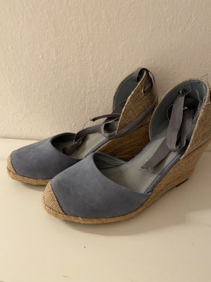 Xti Wedge Sandals camel-azure