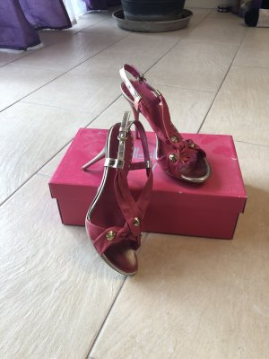 Alisha Low Shoes pink leather