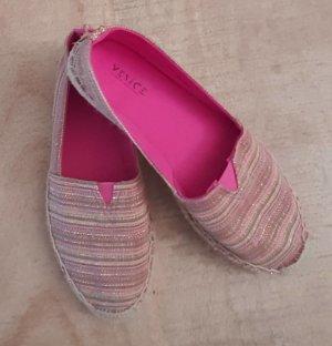 -8- Venice Buty wciągane różowy