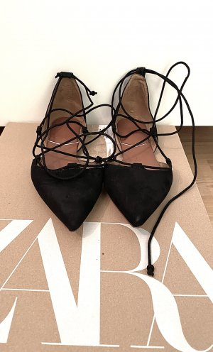Zara Outdoor sandalen zwart