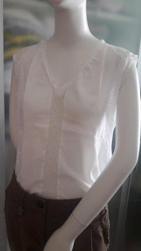 Sommershirt mit Spitze von Her Shirt