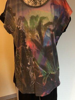Nümph T-shirt imprimé multicolore