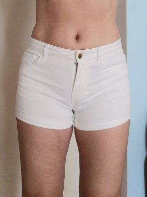 Devided von H&M Shorts white