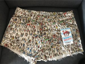 Sommershorts aus Jeans