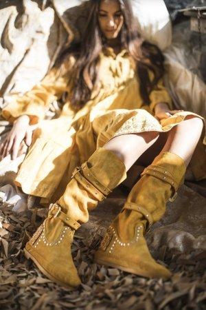 Sommerstiefel Sun Karma of Charme, Hippie Stiefel, Ibiza Stiefel, Ibiza Style