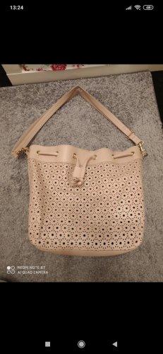 Basket Bag rose-gold-coloured