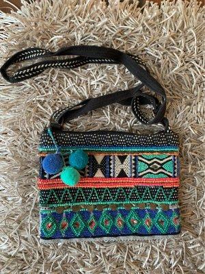 Sommertasche Ibiza-/Ethno-Style mehrfarbig