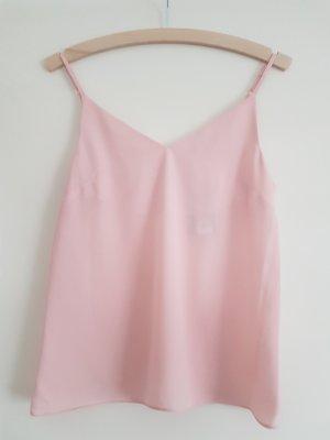 Primark Top de tirantes finos rosa