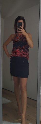 Lascana Canotta a bretelle rosso-blu