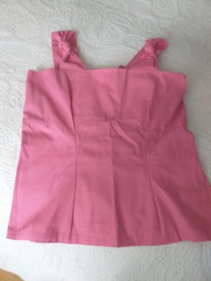 Sommertop Maßanfertigung pink Gr.36