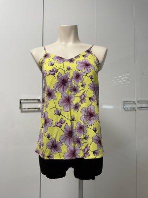 Jaqueline de Yong Backless Top primrose-brown violet