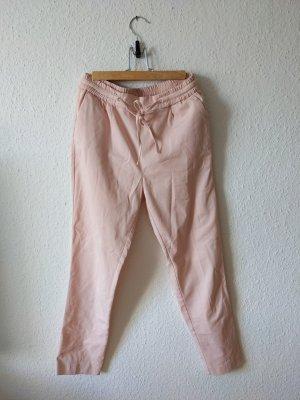 Zara Trafaluc Pantalon chinos rosé