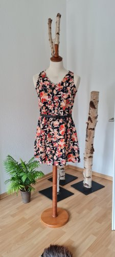 Ohne Tube Dress black-brown