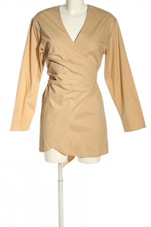 Song of style Wickel-Bluse nude Elegant