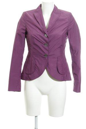 Sônia Bogner Boyfriend-Blazer violett Business-Look