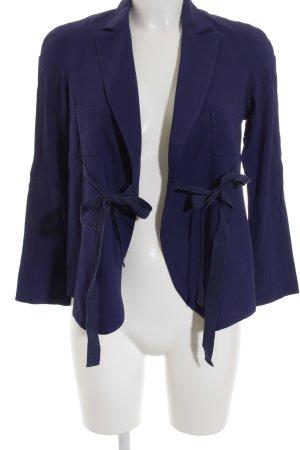 Sonia by Sonia Rykiel Langarm-Bluse blau Business-Look