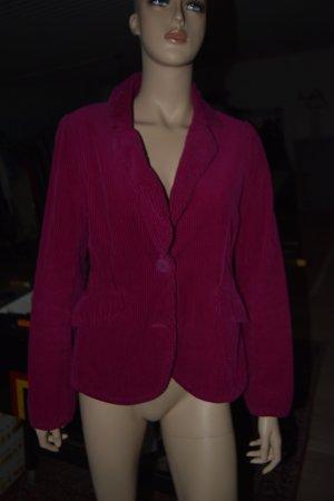 Sonia Rykiel Blazer Cord pink, It. 44/ D38