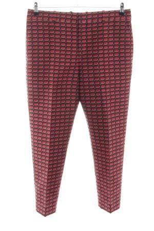Sonia Rykiel Spodnie z zakładkami Na całej powierzchni W stylu casual