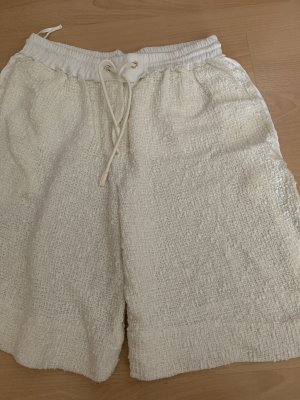 Sonia Rykiel Pantalone culotte crema-bianco sporco
