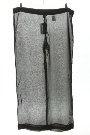 Sonia Rykiel for H&M Marlene Dietrich broek zwart casual uitstraling