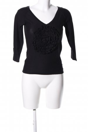 Sonia Rykiel for H&M Strickpullover schwarz Casual-Look