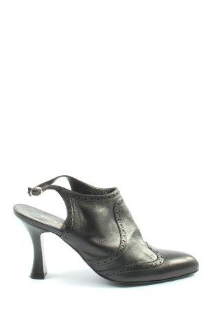 Sonia Rykiel High-Front Pumps black elegant