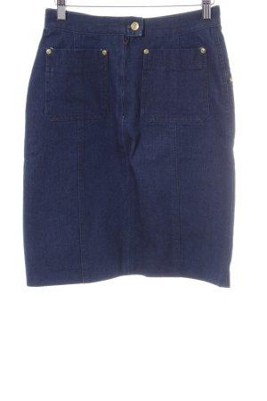 Sonia Rykiel Gonna di jeans blu stile casual