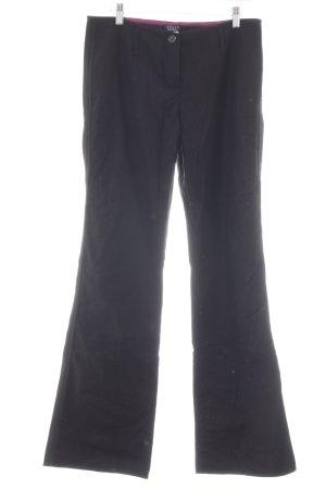 Sonia Rykiel Spodnie materiałowe czarny W stylu biznesowym