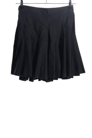 Sonia Rykiel Spódnica z falbanami czarny W stylu casual