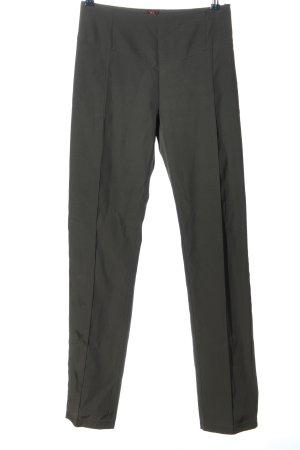 Sonja Kiefer Pantalone jersey grigio chiaro stile casual
