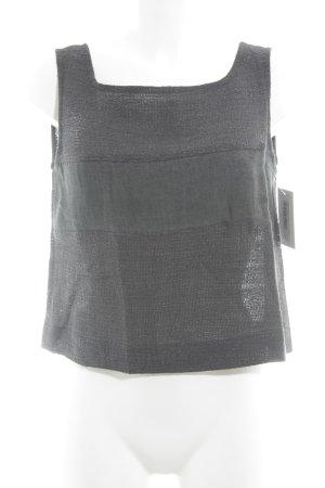 Sonja Marohn Blusa grigio scuro stile casual