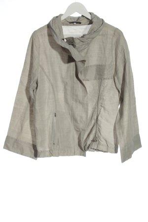 Sonja Marohn Giacca corta grigio chiaro stile casual