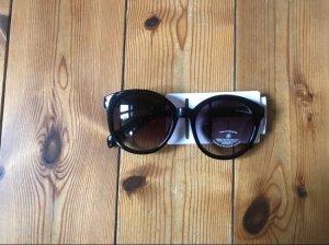 New Look Lunettes de soleil rondes noir