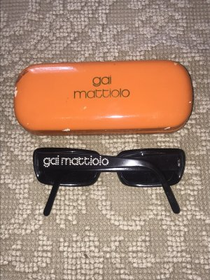 gai mattiolo Glasses black
