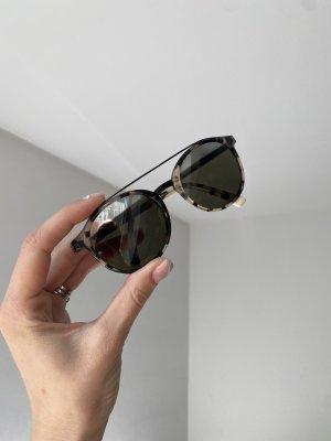 Etnia Barcelona Okulary w stylu panto Wielokolorowy Włókno octanowe