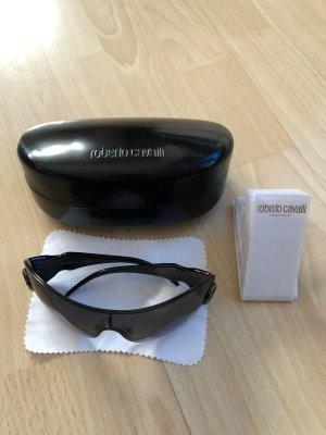 Roberto Cavalli Okulary przeciwsłoneczne czarny