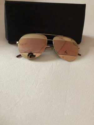 Christian Dior Lunettes or rose