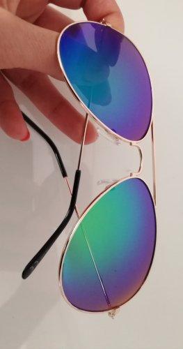 Lunettes multicolore