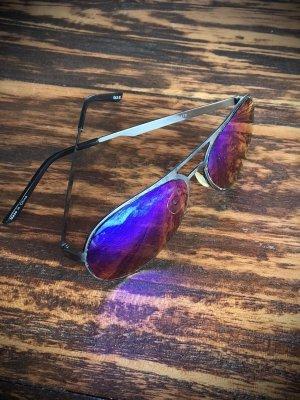 Six Aviator Glasses multicolored