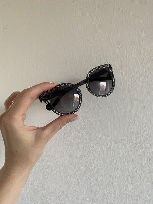 Liu jo Okulary w stylu panto czarny
