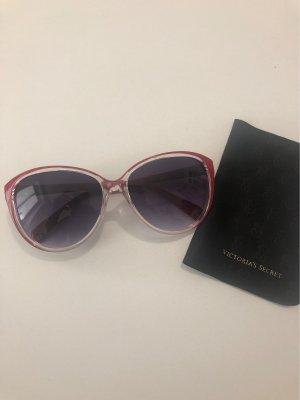 Victoria's Secret Ovale zonnebril rood