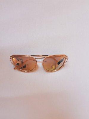 Asos Butterfly Glasses black-rose-gold-coloured