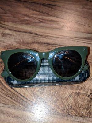H&M Gafas de sol redondas caqui