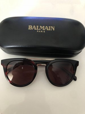 Balmain Round Sunglasses multicolored