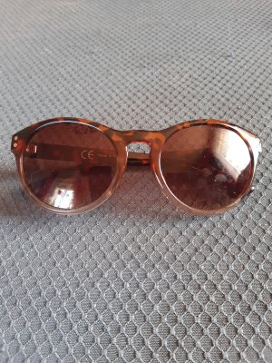 Oval Sunglasses brown
